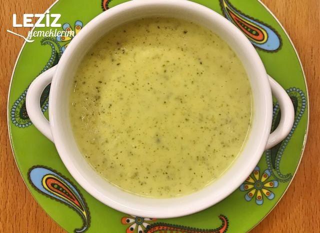 Enfes Brokoli Çorbası