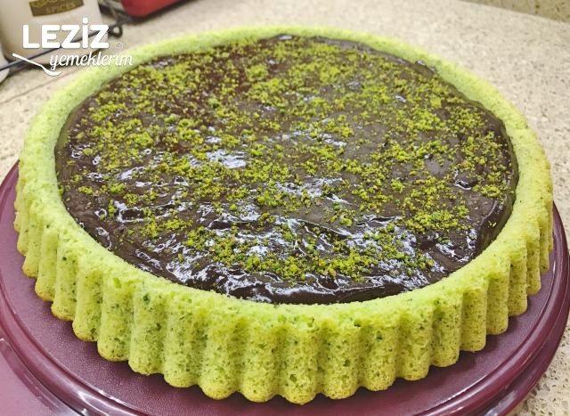 Ispanaklı Ve Çikolatalı Kek