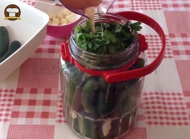Salatalık Turşusu Tarifi