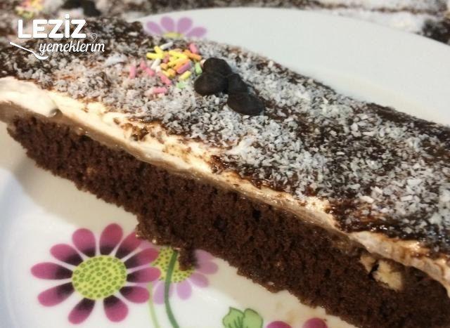 Çikolatalı Pasta (Harika Lezzet)