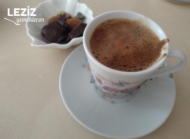 Güveçte Türk Kahvesi Nasıl Pişirilir