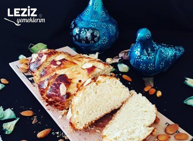 Enfes Paskalya Çöreği Tarifi