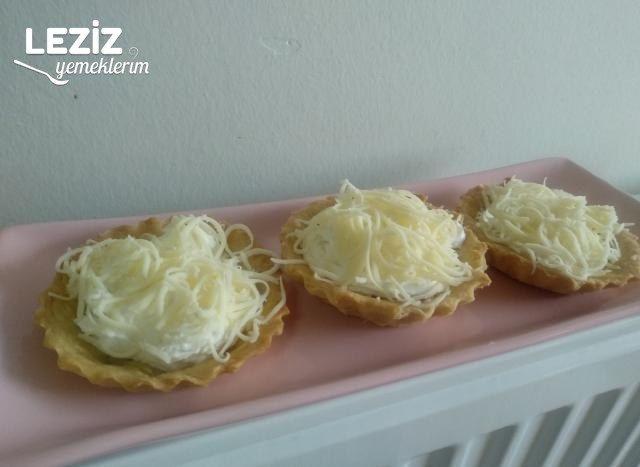 Peynirli Tartolet