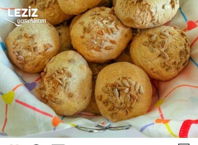 Ayçekirdekli Minnak Ekmekler