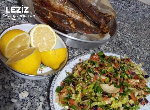 Fırında Nefis Levrek Tarifi