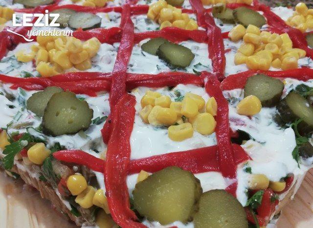 Etimekli Bomba Gün Salatası