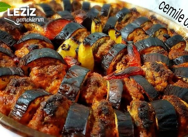 Patlıcan Kebabının Yapılışı