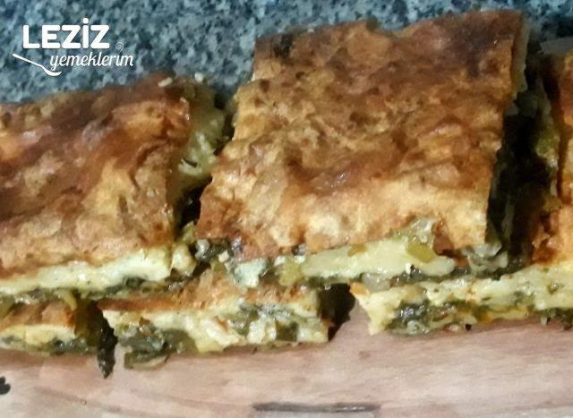 Lezzeti Sosunda Saklı Pazı Böreği