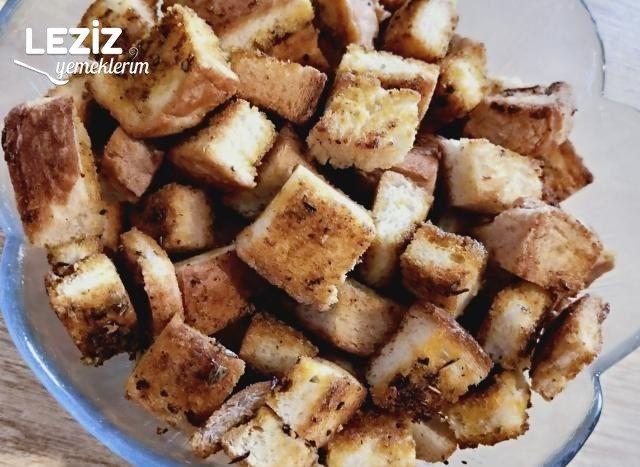Baharatlı Kroton Ekmekler