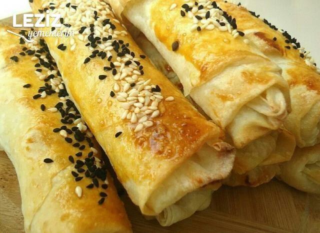 Nefis Patatesli Çıtır Börek