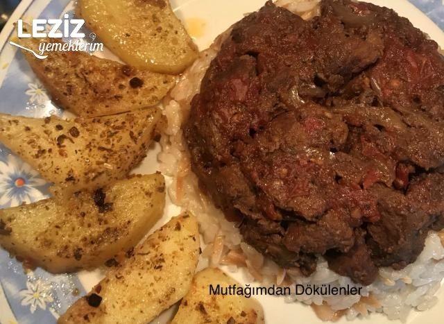 Elma Dilim Patates (Tavada)