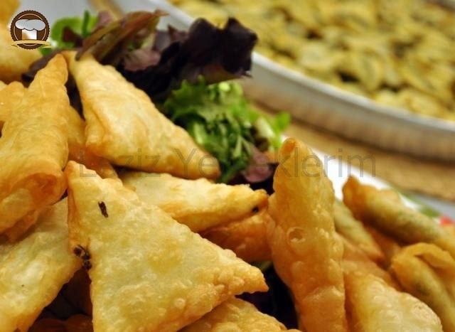 Hamsili Muska Böreği