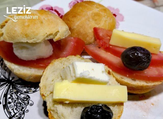Kahvaltılık Tombik Ekmek (Brötchen)