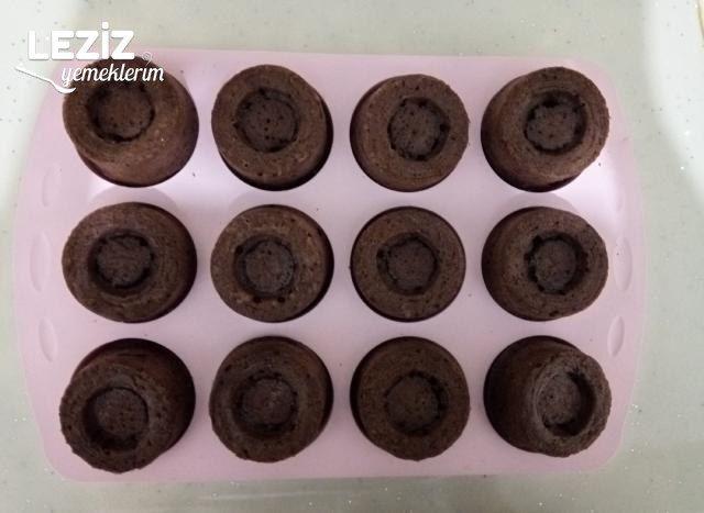 Kakaolu Mini Cupcake