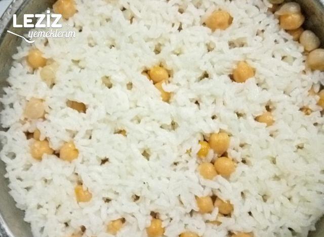 Nohutlu Pirinç Pilavı Nasıl Yapılır