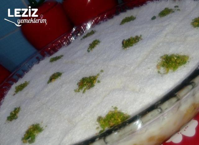 Gelin Pastası Yapımı (Detaylı Anlatım)
