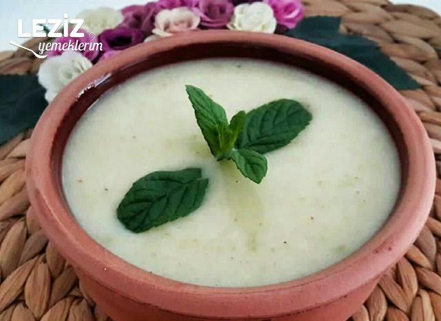 Kremalı Kabak Çorbası