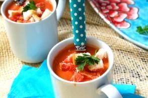 Kırmızı Pancarlı Çorba