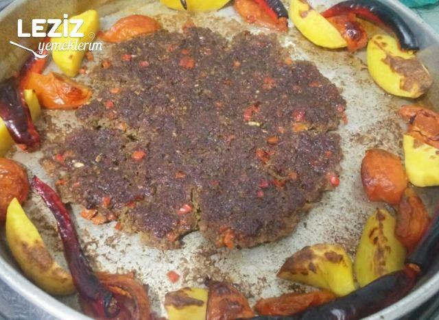 Patatesli Kıyma Kebabı