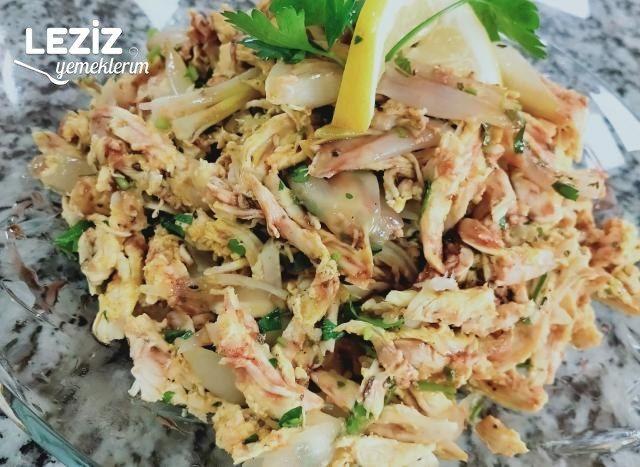 Cücük Salatası - Mezesi