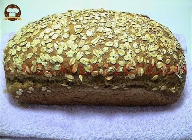 Yulaflı Kepek Ekmeği