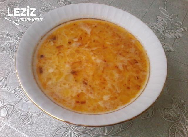 Patatesli Çorba Tarifi
