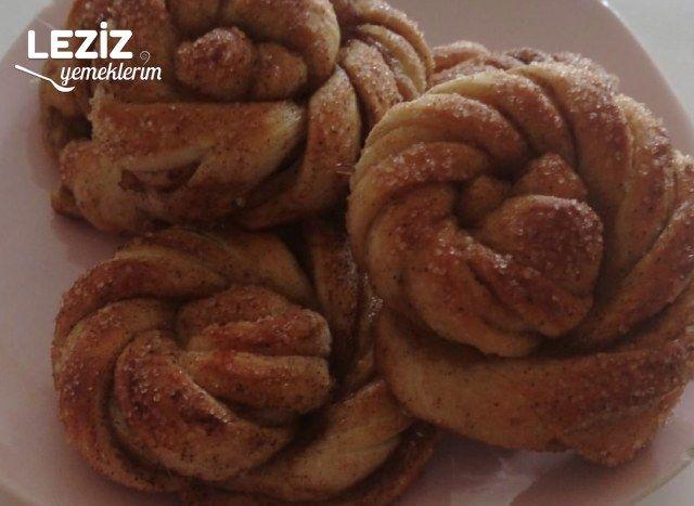 Tarçınlı Tatlı Çörek