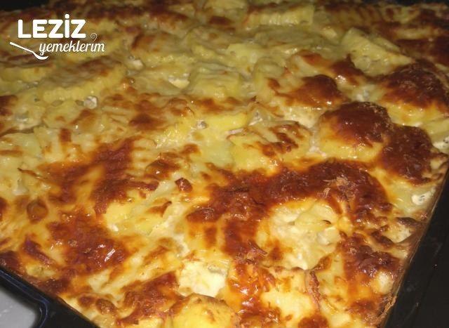 Nefis Kremalı Patates