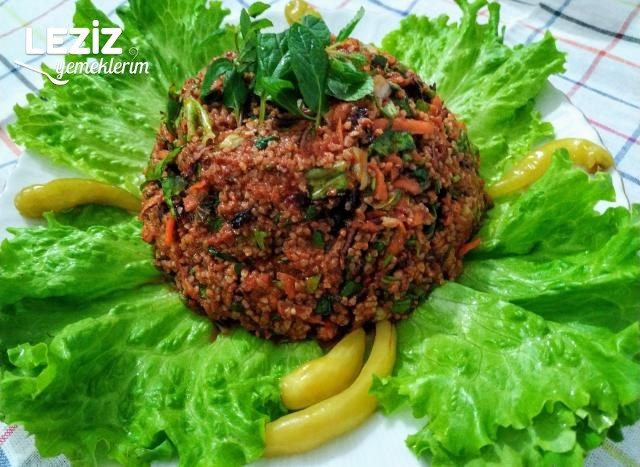 Nefis Kısır Tarifi (Adana Usulü)