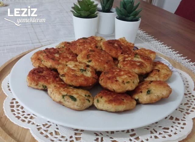 Tavuk Köftesi Tarifi (Enfes Lezzetli)