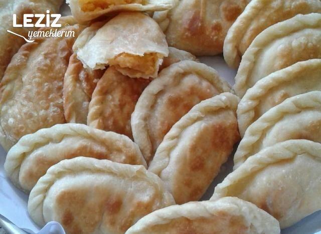 Mayasız Patatesli Pişi Yapımı