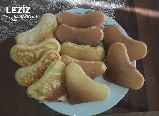 Yumuşacık Kahvaltılık Pankek