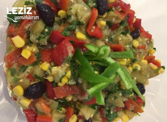 Konserve Salatası