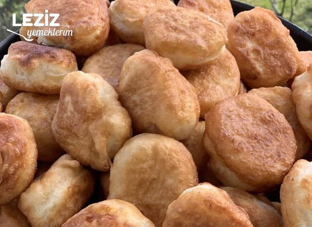 Lalanga (Hamur Kızartması)