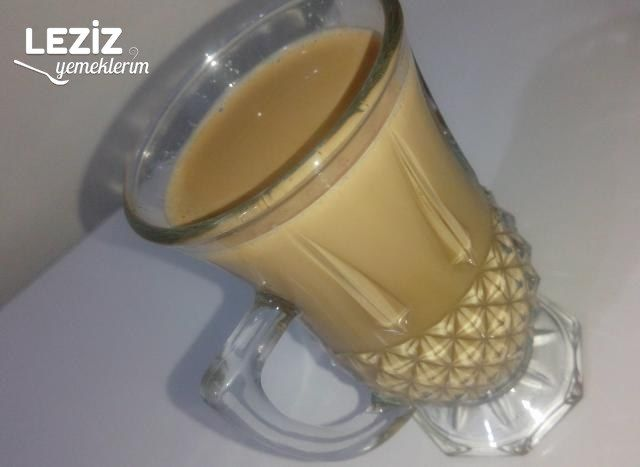 Sütlü Nescafe