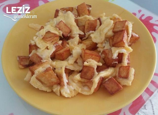Küp Patatesli Yumurta