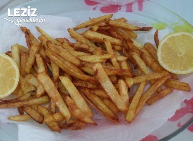 Çıtır Patates Kızartması Nasıl Yapılır?