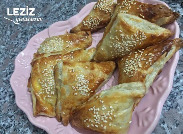 Çıtır Peynirli  Milföy Böreği