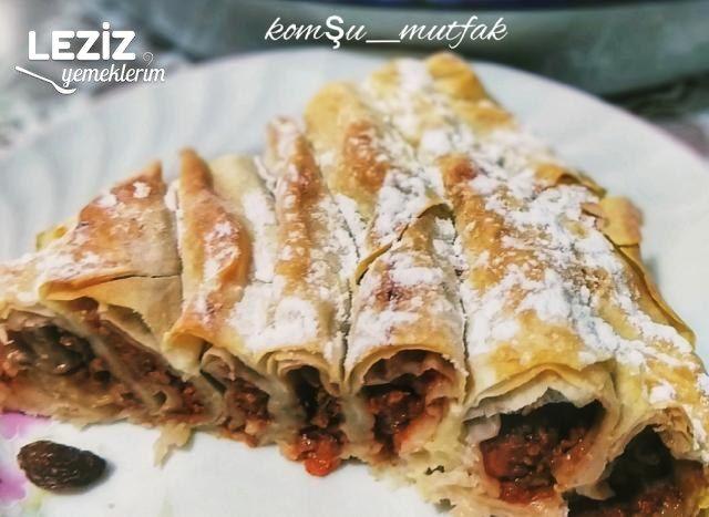 Bal Kabaklı Börek (Tikvenik)