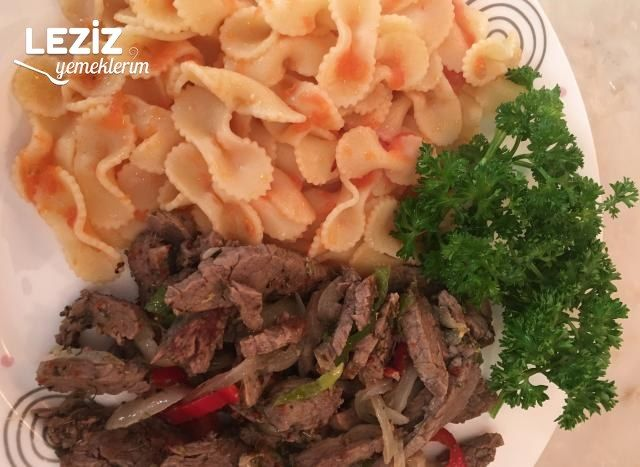 Jülyen Sebzeli Biftek
