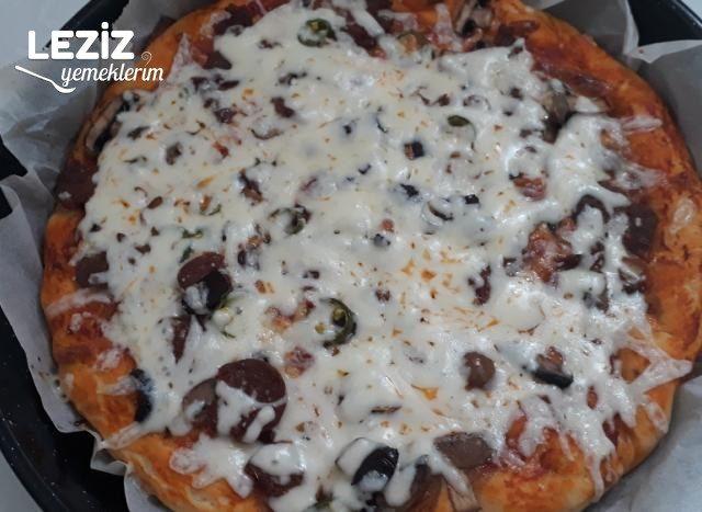 Evde Pizza Nasıl Yapılmalı?