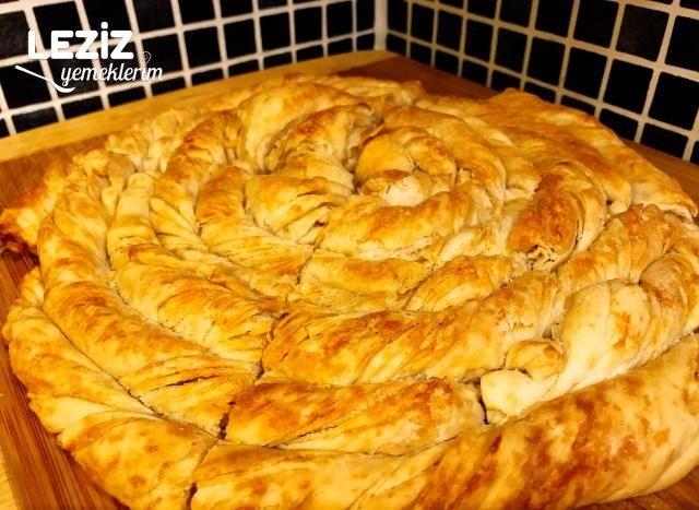 Tahinli Çörek Tarifi (Favoriniz Olacak)