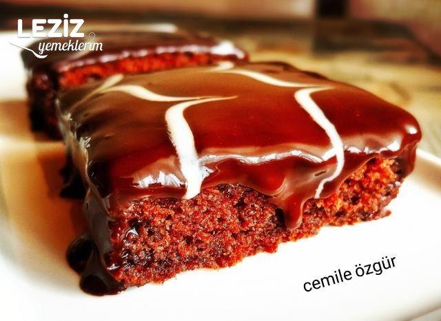 Islak Kek Nasıl Yapılır (Kakaolu)