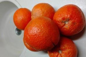 Aromalı Portakal Kabuğu Reçeli