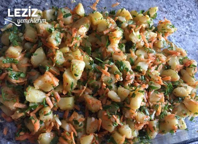 Patates Salatası Nasıl Yapılmalı?
