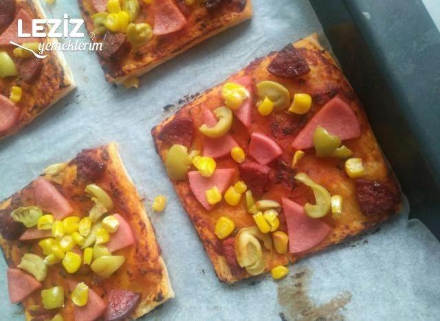 Milföy Pizzası