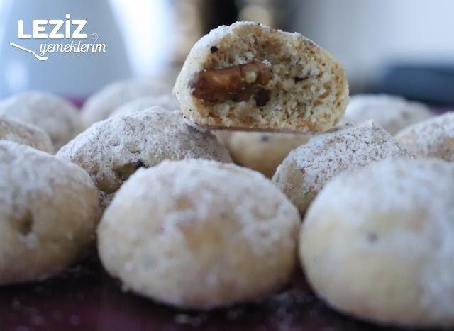 Special Cevizli Pastane Kurabiyesi