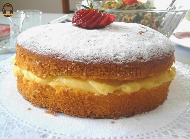 Kayısılı Alman Pastası