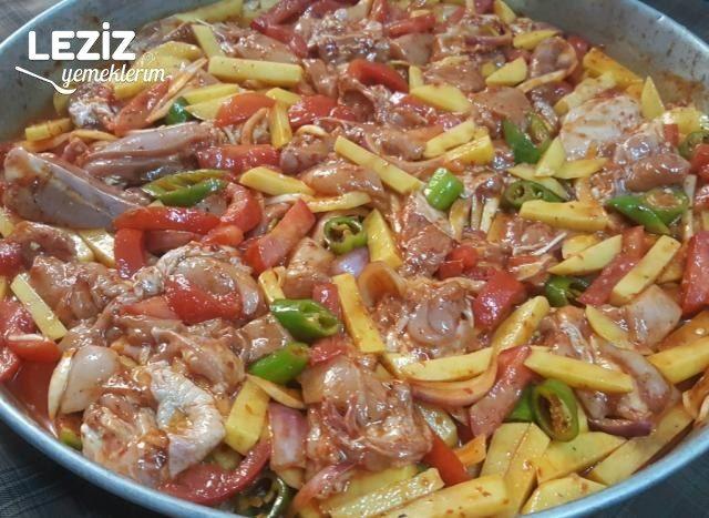 Patates Türlüsü Tarifi