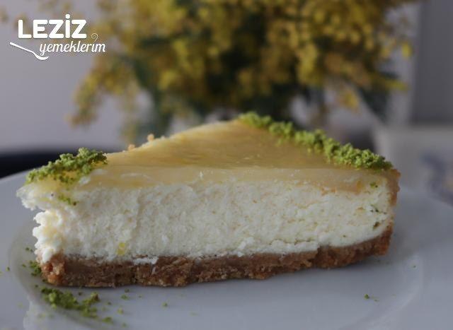 Limonlu Cheesecake Nasıl Yapılmalı?